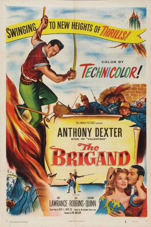 The Brigand - Movie Poster (thumbnail)
