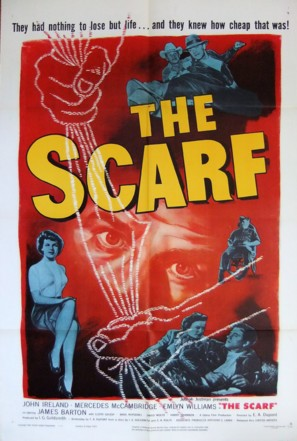 The Scarf - Movie Poster (thumbnail)