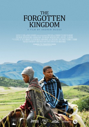 The Forgotten Kingdom - South African Movie Poster (thumbnail)