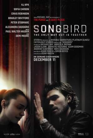 Songbird - Movie Poster (thumbnail)