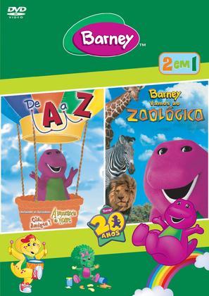 """Barney & Friends"" - Brazilian Movie Cover (thumbnail)"