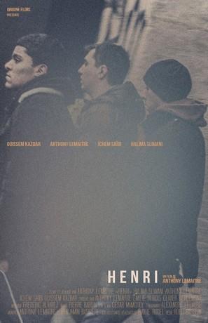 Henri - French Movie Poster (thumbnail)