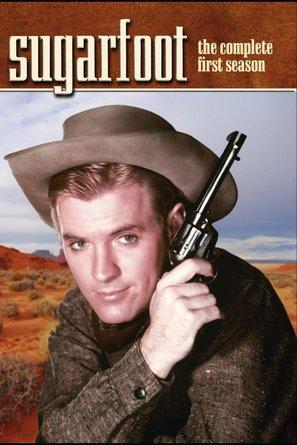 """Sugarfoot"" - DVD movie cover (thumbnail)"