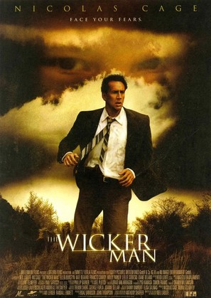 The Wicker Man - Movie Poster (thumbnail)