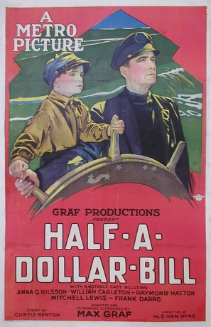 Half-a-Dollar Bill - Movie Poster (thumbnail)
