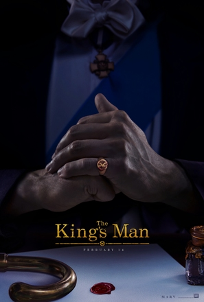 The King's Man - Movie Poster (thumbnail)
