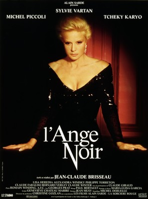 Ange noir, L' - French Movie Poster (thumbnail)