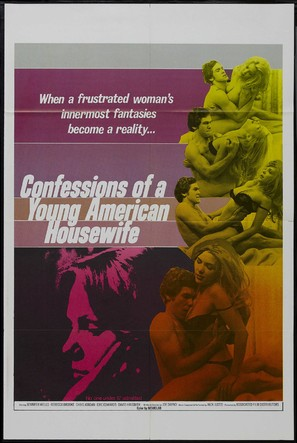 Confessions of a Young American Housewife - Movie Poster (thumbnail)