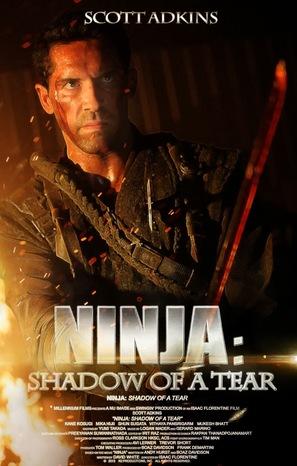 Ninja: Shadow of a Tear - Movie Poster (thumbnail)