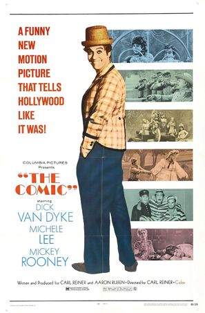 The Comic - Movie Poster (thumbnail)