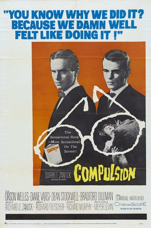 Compulsion - Movie Poster (thumbnail)