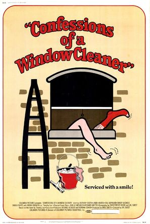 Confessions of a Window Cleaner - Movie Poster (thumbnail)