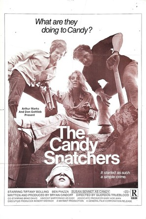 The Candy Snatchers - Movie Poster (thumbnail)