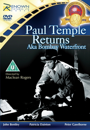 Paul Temple Returns