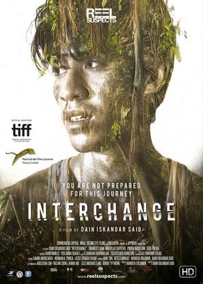 Interchange - Malaysian Movie Poster (thumbnail)