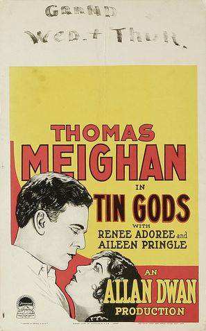 Tin Gods - Movie Poster (thumbnail)