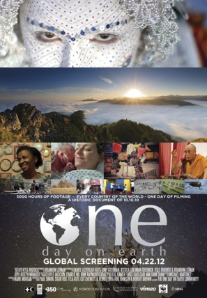 One Day on Earth - Movie Poster (thumbnail)