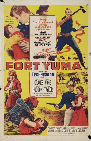 Fort Yuma - Movie Poster (thumbnail)