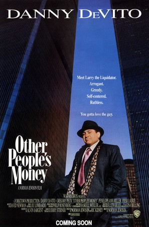 Other People's Money - Movie Poster (thumbnail)