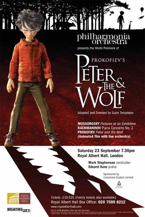 Peter & the Wolf - poster (thumbnail)