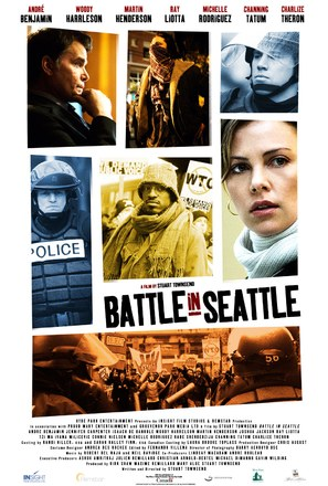 Battle in Seattle - Canadian Movie Poster (thumbnail)