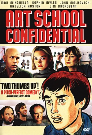 Art School Confidential - DVD movie cover (thumbnail)