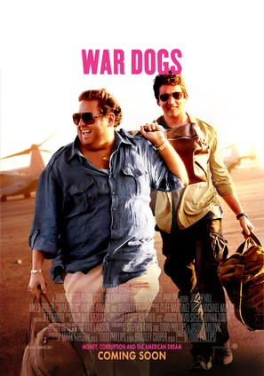 War Dogs - Movie Poster (thumbnail)
