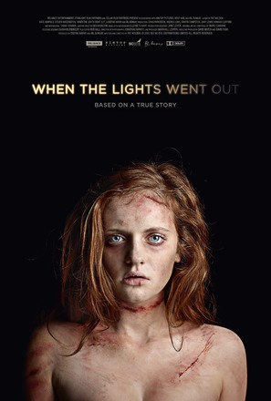 When the Lights Went Out - British Movie Poster (thumbnail)