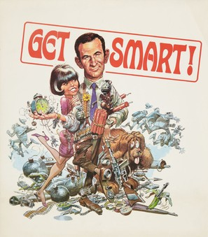 """Get Smart"" - Movie Poster (thumbnail)"