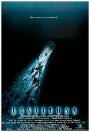 Leviathan - Movie Poster (thumbnail)