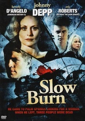 Slow Burn - DVD movie cover (thumbnail)
