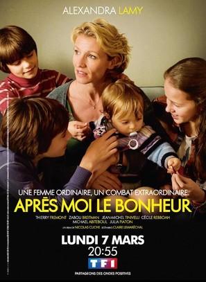 Après Moi le Bonheur - French Movie Poster (thumbnail)