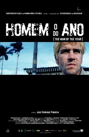 Homem do Ano, O - Brazilian poster (thumbnail)