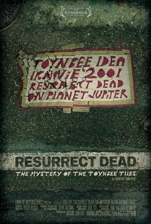 Resurrect Dead: The Mystery of the Toynbee Tiles - Movie Poster (thumbnail)