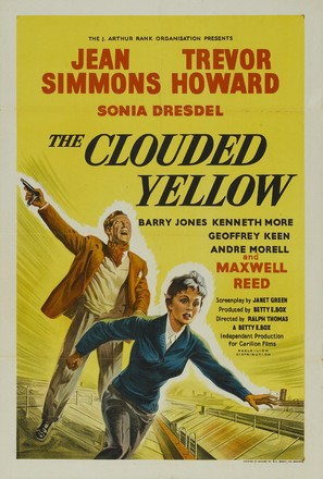 The Clouded Yellow - Movie Poster (thumbnail)