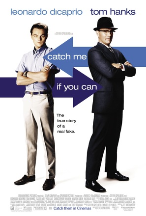 Catch Me If You Can - Movie Poster (thumbnail)