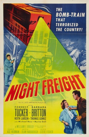 Night Freight - Movie Poster (thumbnail)