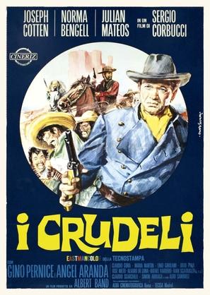 I crudeli - Italian Movie Poster (thumbnail)