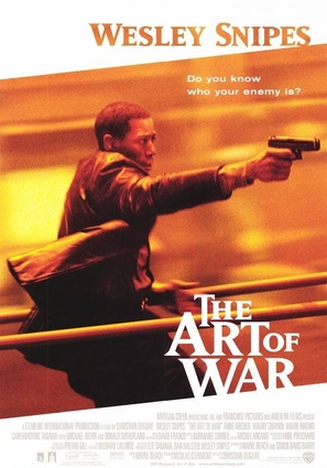 The Art Of War - Theatrical poster (thumbnail)
