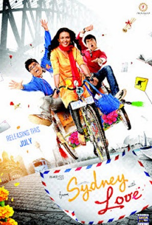From Sydney with Love - Indian Movie Poster (thumbnail)