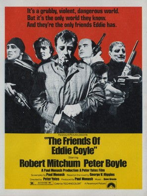 The Friends of Eddie Coyle - Movie Poster (thumbnail)