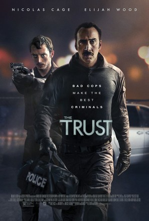 The Trust - Movie Poster (thumbnail)
