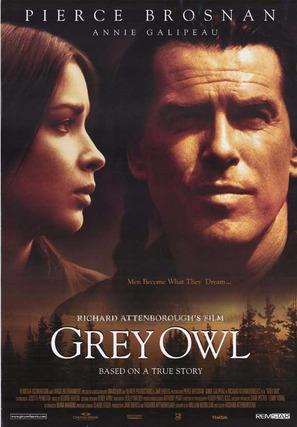 Grey Owl - Movie Poster (thumbnail)