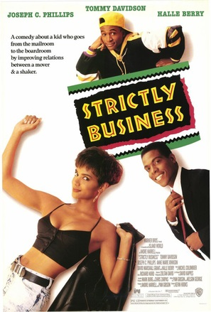 Strictly Business - Movie Poster (thumbnail)