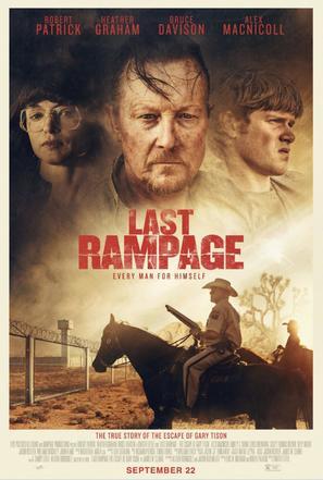 Last Rampage - Movie Poster (thumbnail)
