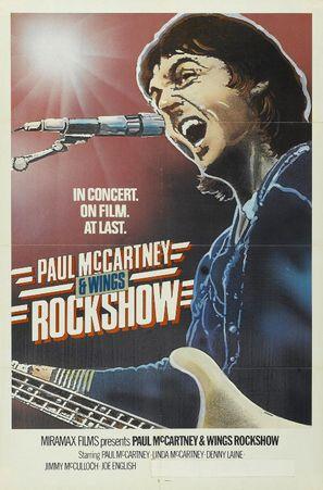 Rockshow - Movie Poster (thumbnail)