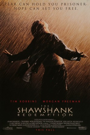 The Shawshank Redemption - Movie Poster (thumbnail)