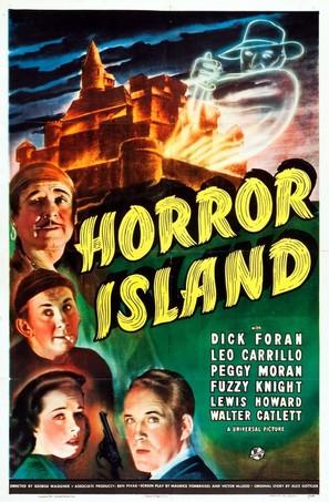 Horror Island - Movie Poster (thumbnail)