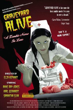Graveyard Alive - poster (thumbnail)
