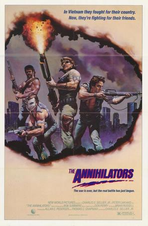 The Annihilators - Movie Poster (thumbnail)